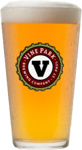 Vine Park Pint of Beer